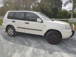 2003 nissan xtrail 4wd manual wagon