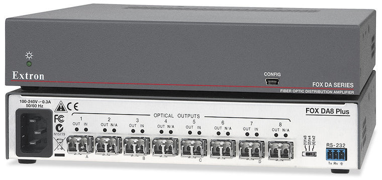 extron da2 hd 4k manual