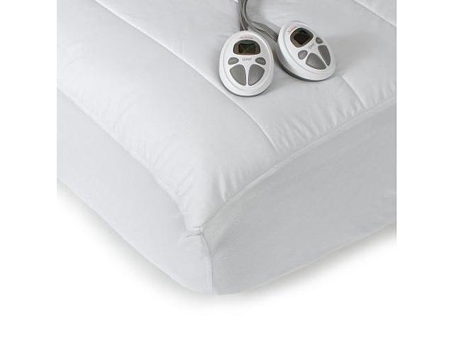 sunbeam electric mattress pad manual