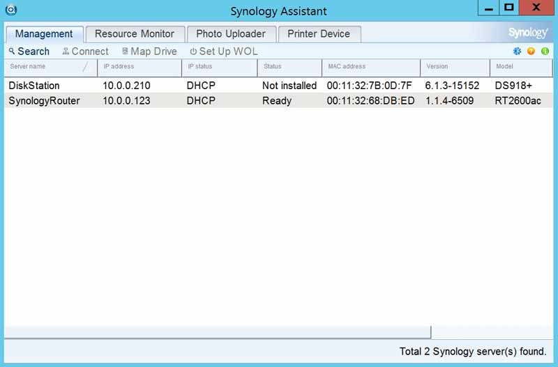 synology web station manual download