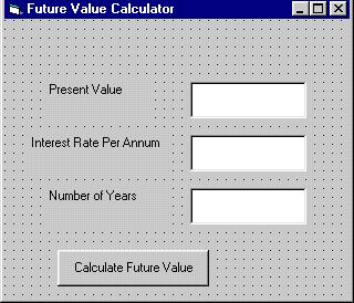 how to calculate present value factor manually