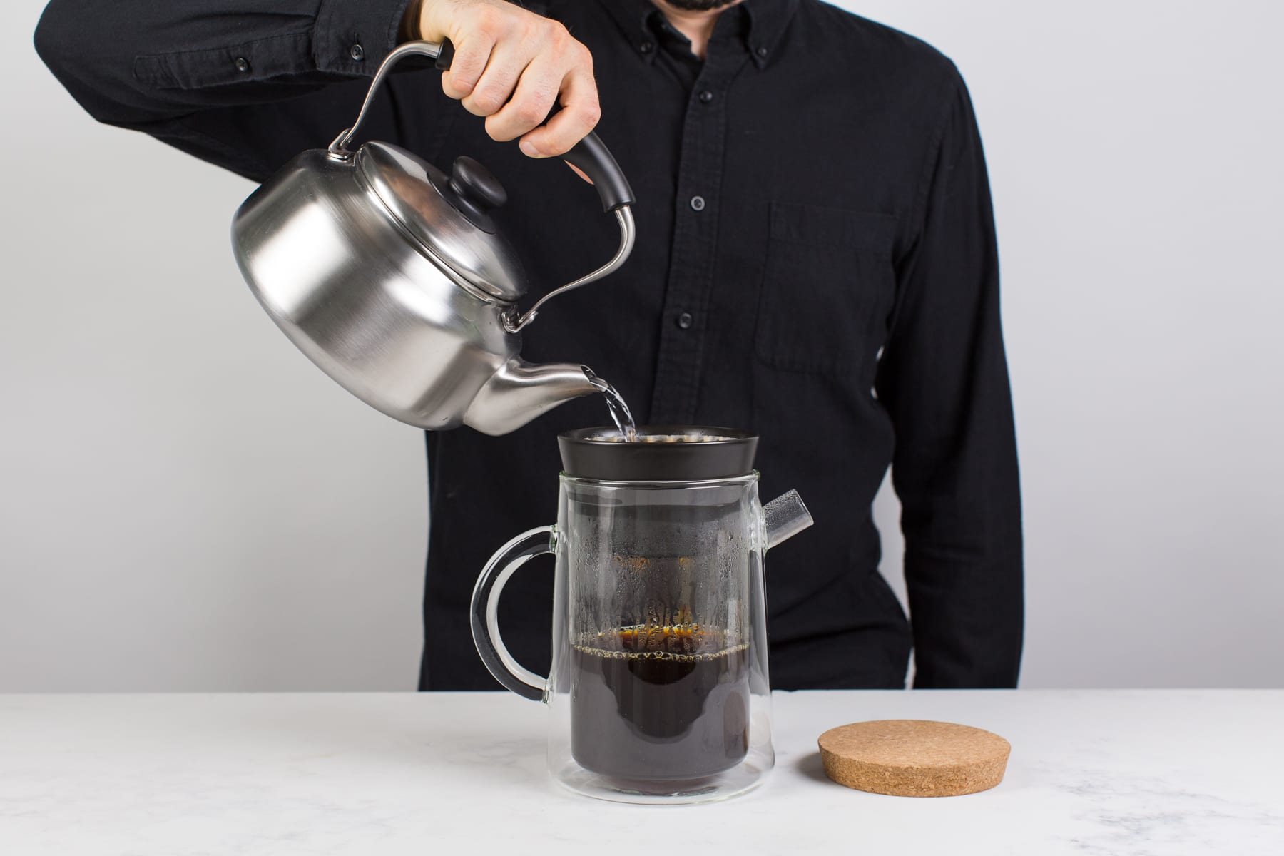 french press coffee maker manual