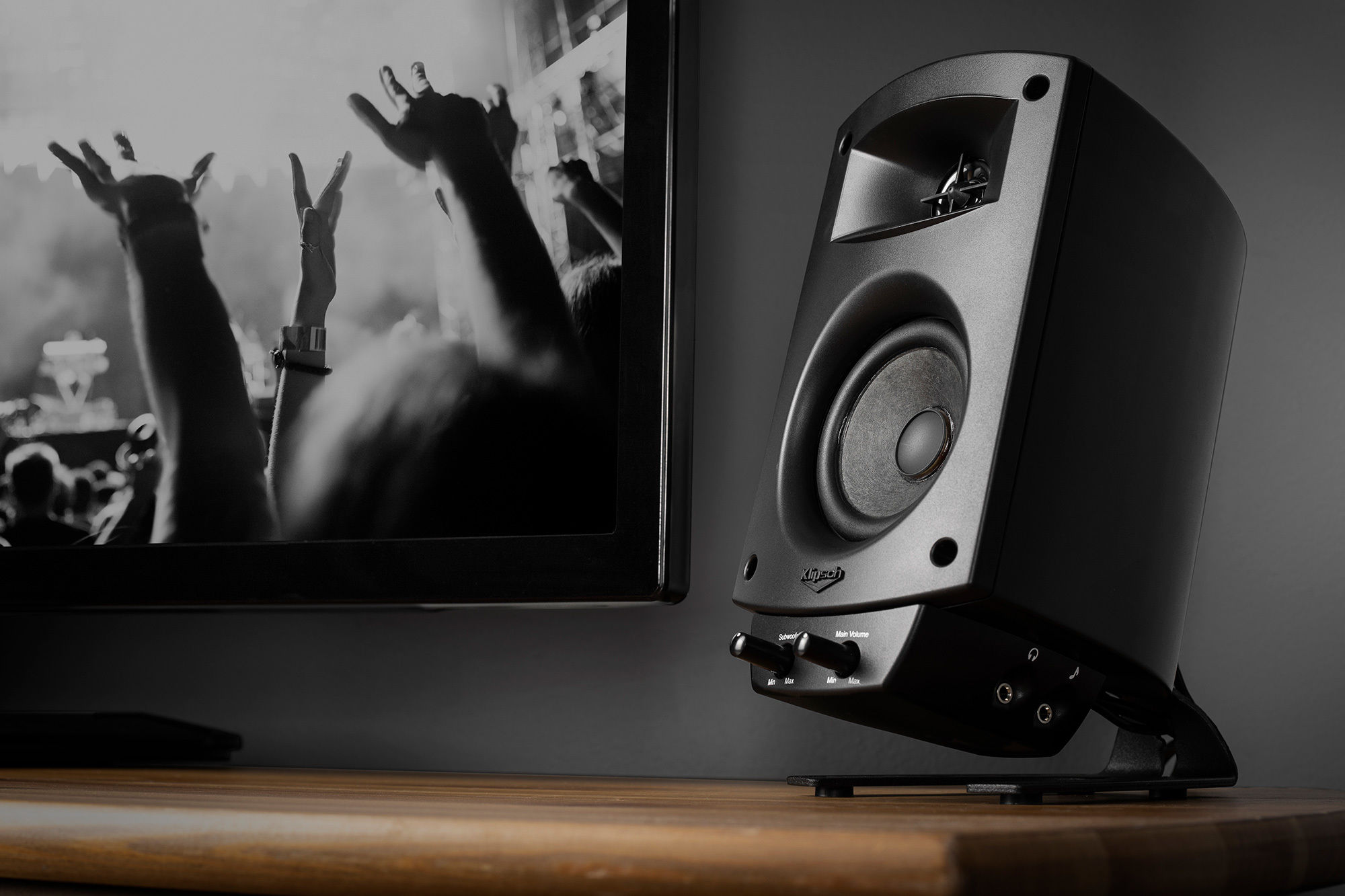 klipsch promedia 2.1 speaker system manual