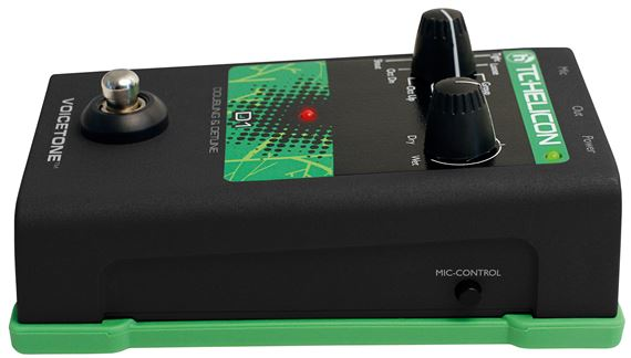 tc helicon voiceworks vocal processor manual