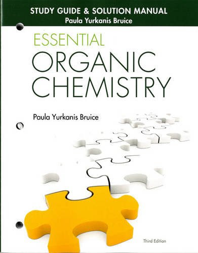 organic chemistry 8th edition bruice solutions manual pdf