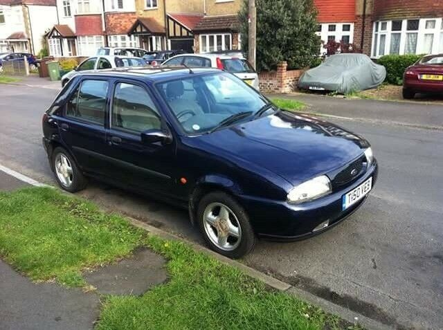 ford fiesta zetec 1999 manual