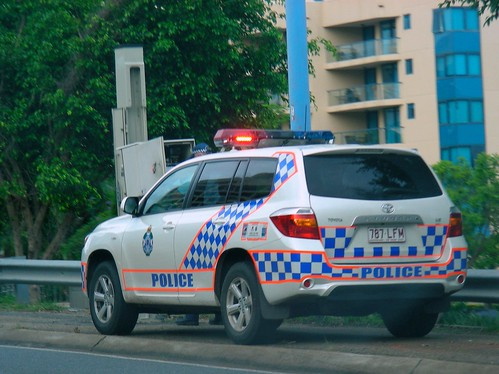 queensland police service guidelines traffic manual