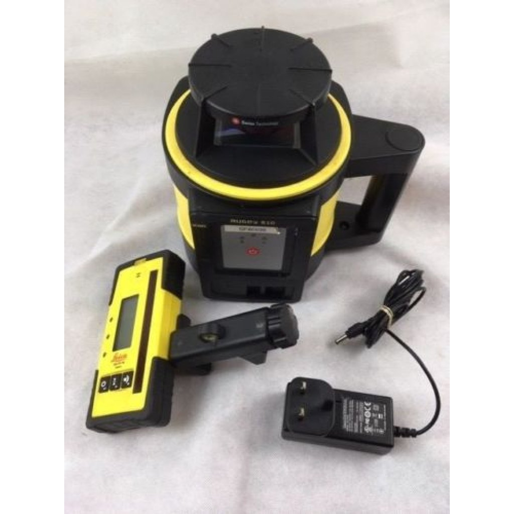 rugby 50 laser level manual