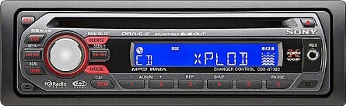 instruction manual for sony xplod car stereo
