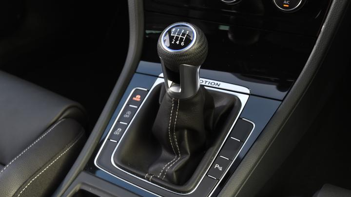 6-speed manual w od meaning