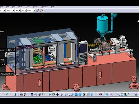 operation manual of injection molding machine