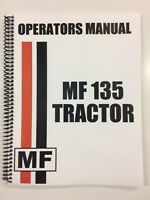 mf 165 operators manual download