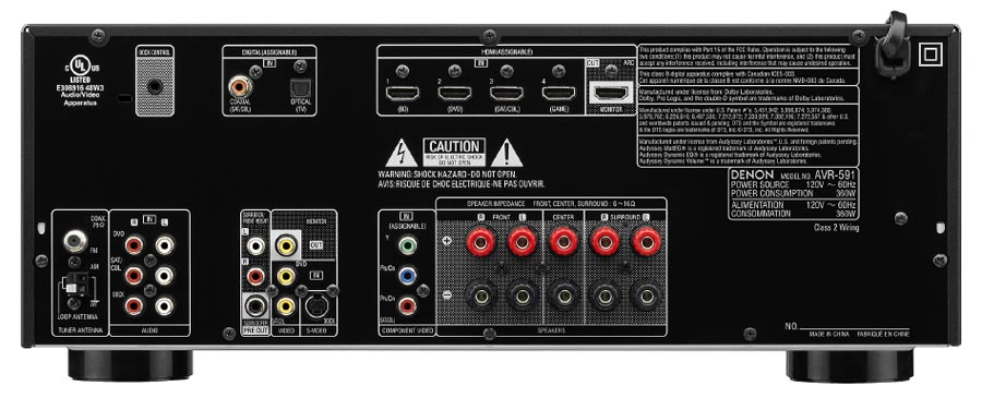 dennon amp manual avr 789