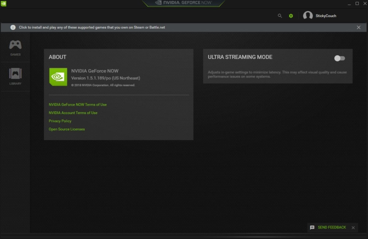 manually add game geforce experience