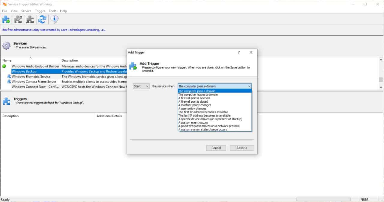 how to start a service manually in windows