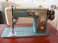 hg palmer sewing machine from 1960 instructions manual