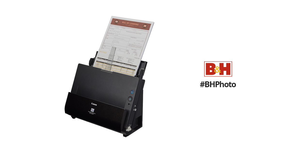 manual for canon dr 3020 scanner