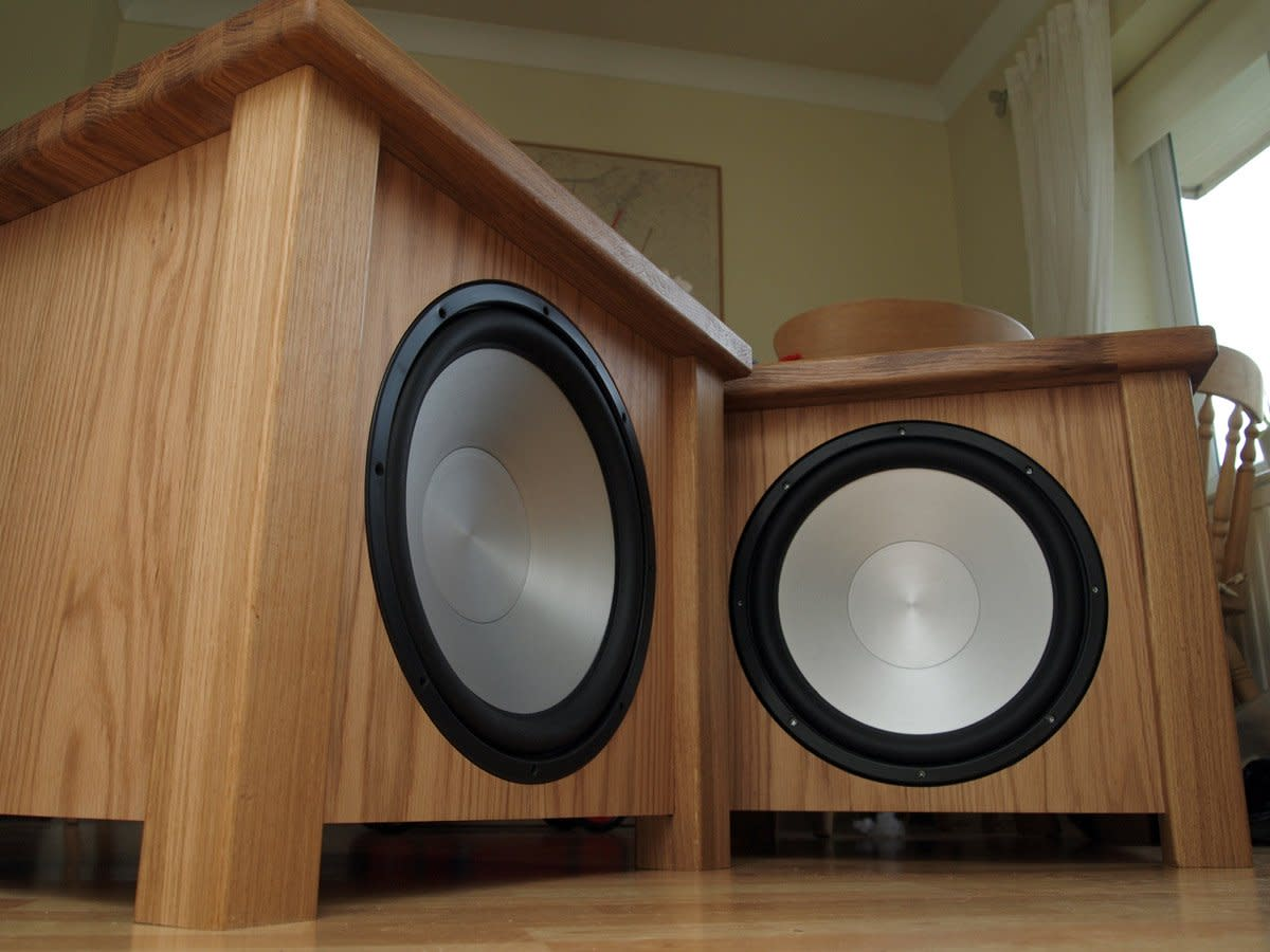 manual for vue home theatre 8 inch subwoofer