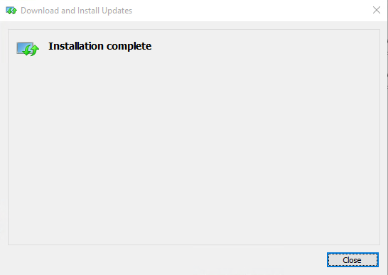 how to update pear manually