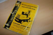 hyster 50 forklift operating manual
