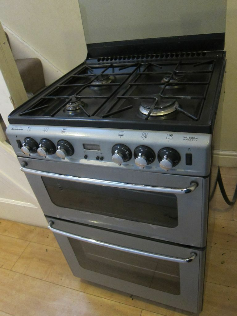 stoves newhome 600sidom double oven manual