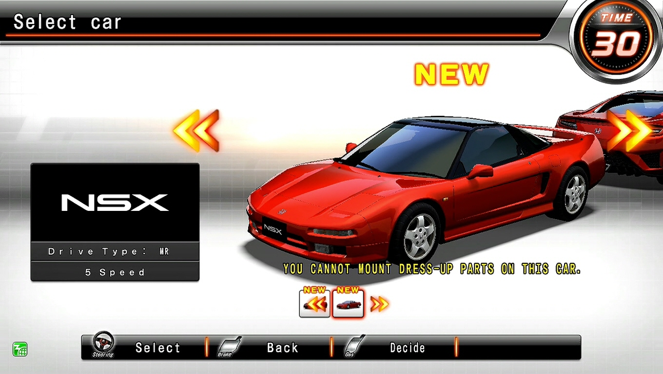 na1 nsx 6 speed manual
