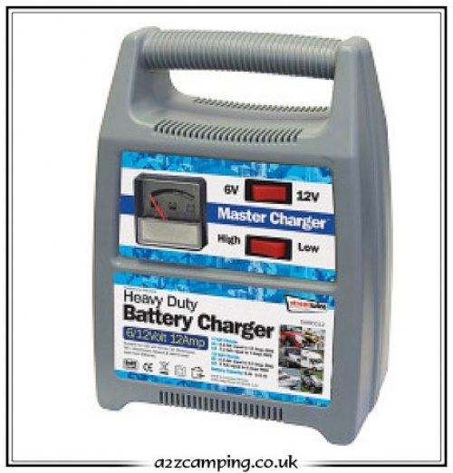 projecta 8 amp battery charger user manual