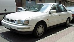 hyundai excel 1996 manual forsale