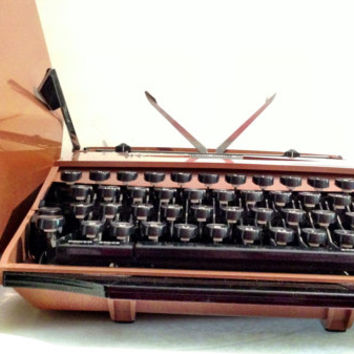 old smith corona manual typewriter
