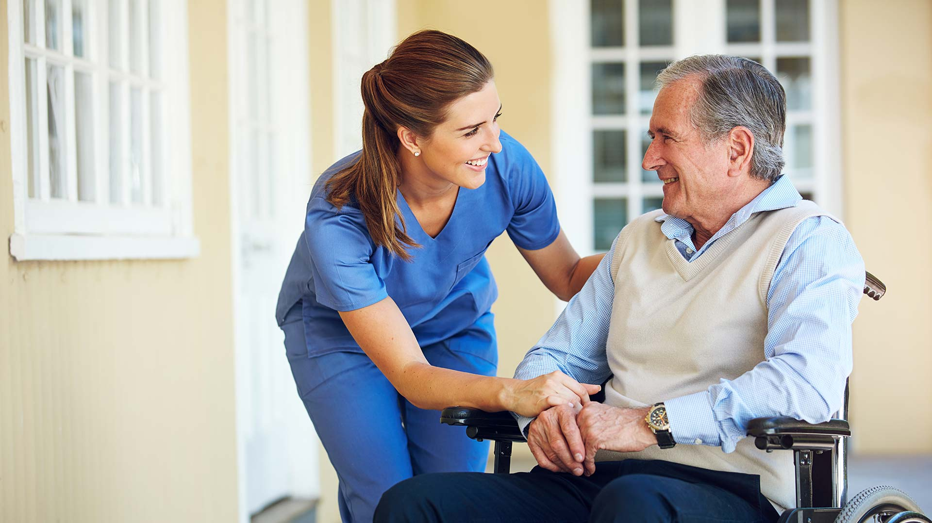 manual handling care plan in home service