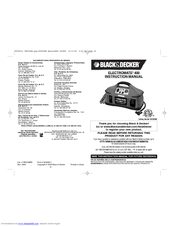 black and decker lpht120 manual