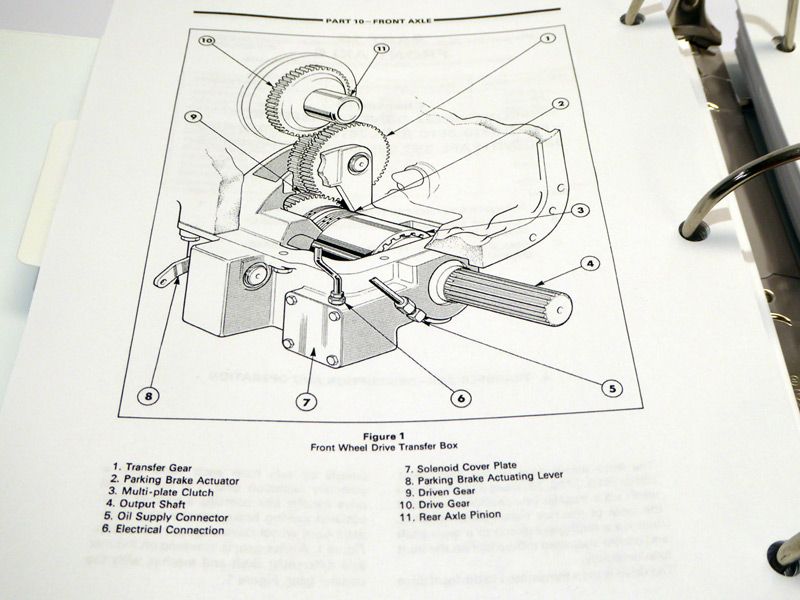 7700 ford tractor repair manual