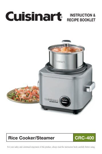 aroma rice cooker steamer manual