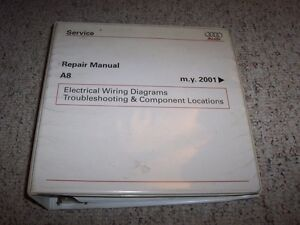 audi a8 2002 owners manual