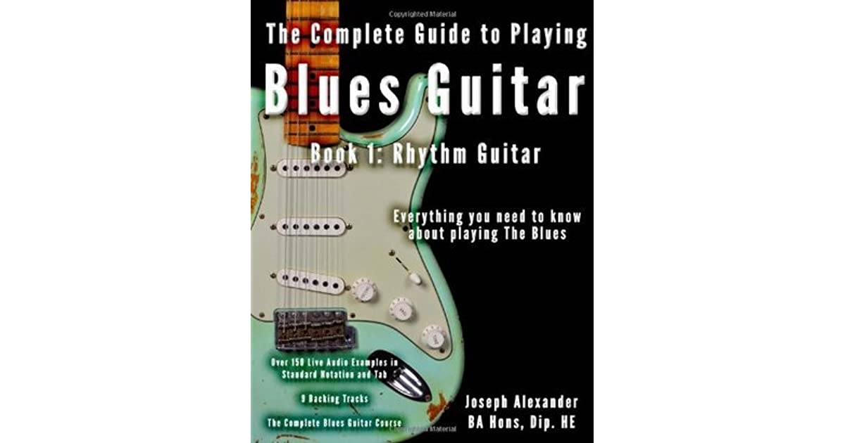 complete learn to play rhythm guitar manual