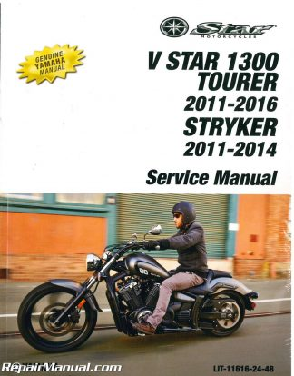 2011 yamaha stryker owners manual