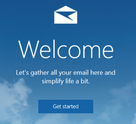 adding a new email account into windows outlook manually