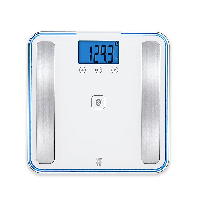 weight watcher body analysis scale manual