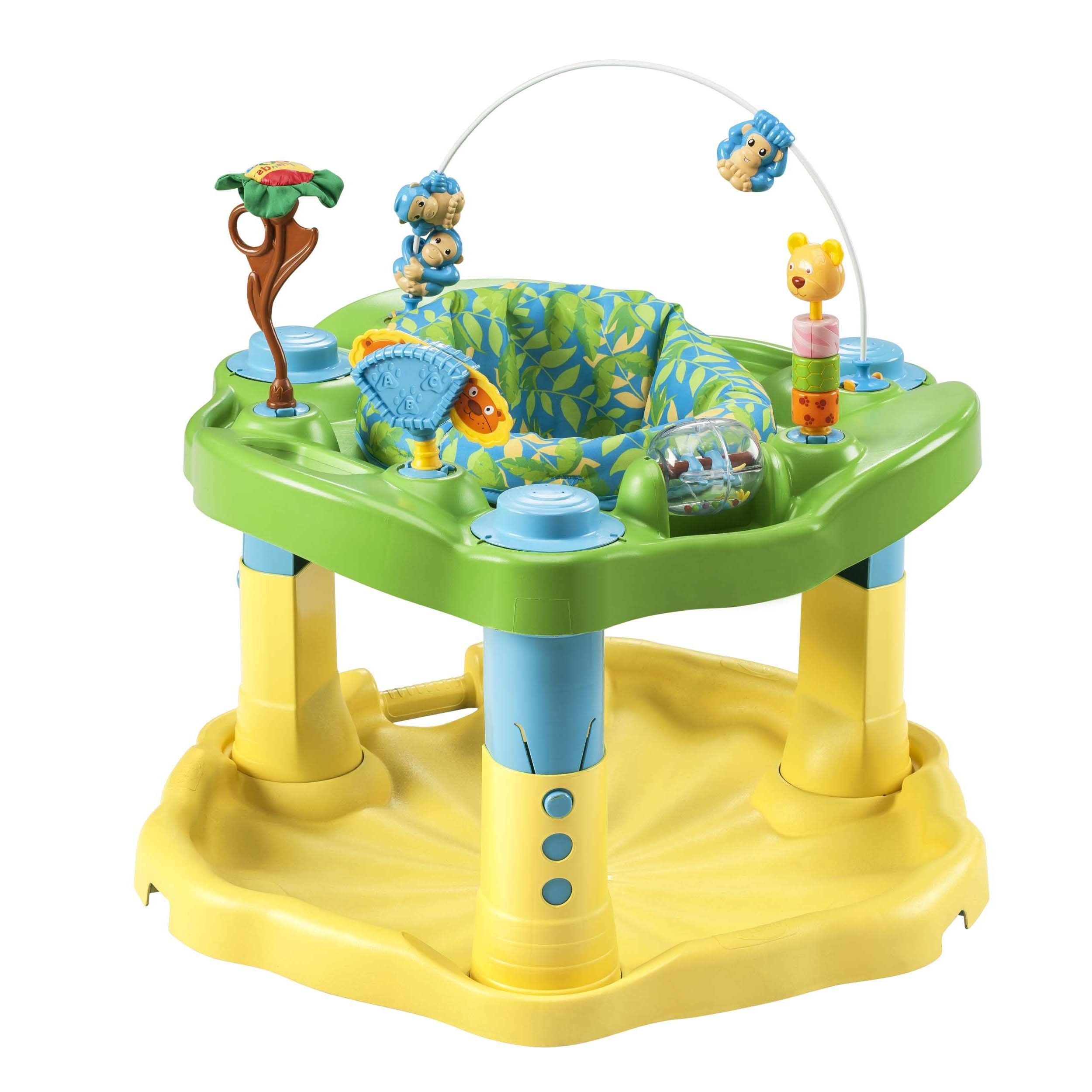 evenflo exersaucer jump & learn activity center manual