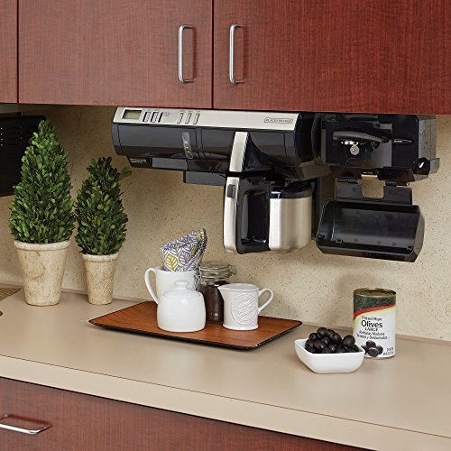 black and decker spacemaker coffee maker user manual