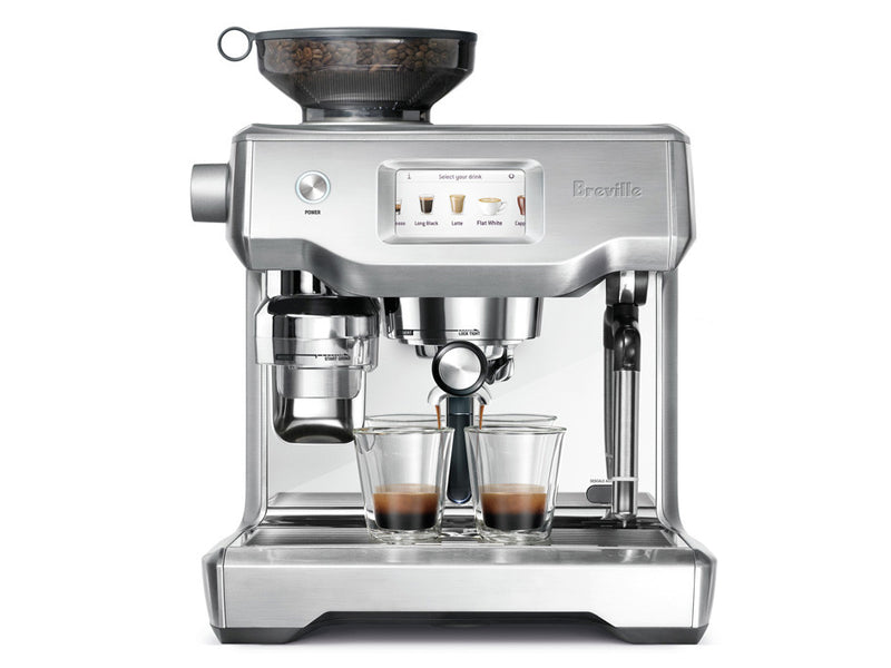 breville barista express manual how to