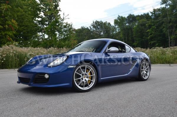 cayman r manual for sale