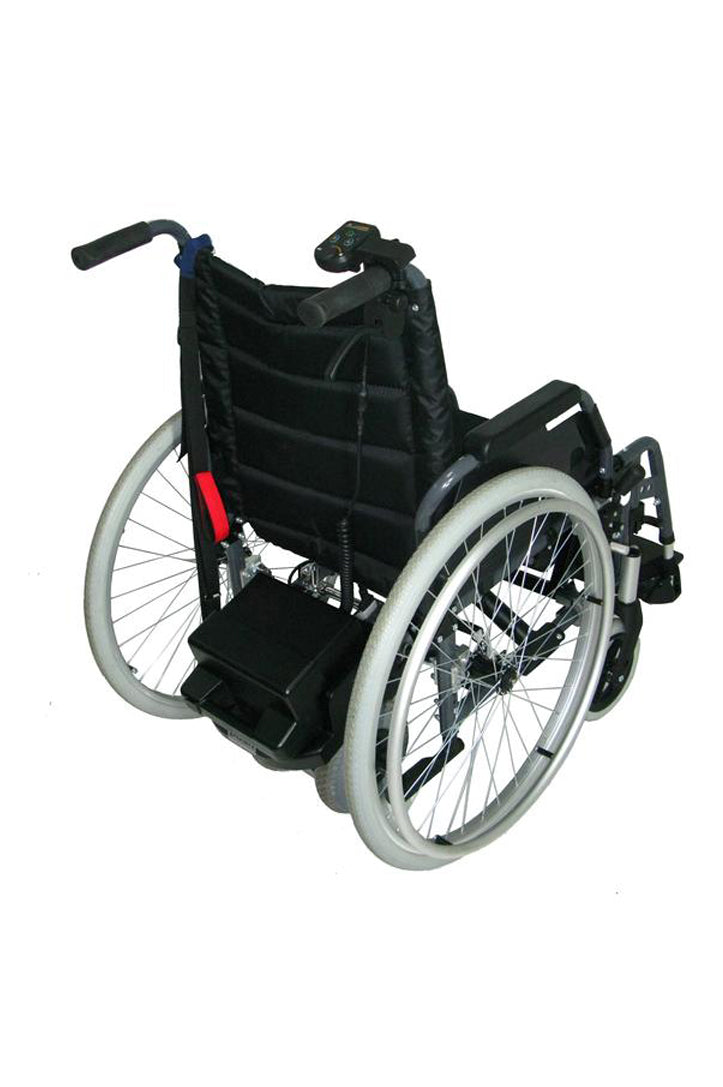 manual wheelchair with power assist different power wheelchair