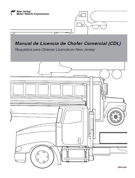 commercial driver license manual in spanish