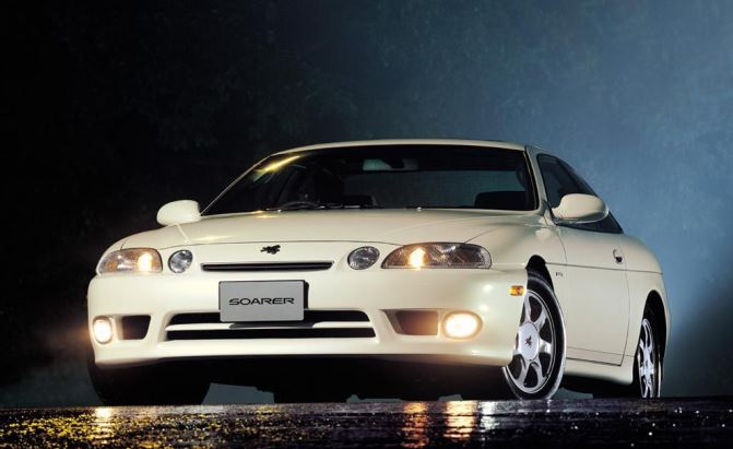 soarer auto to manual converiion