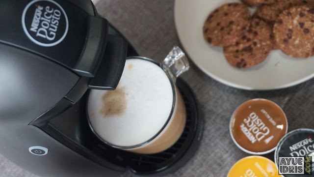 dolce gusto piccolo manual coffee machine
