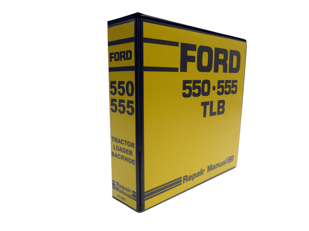 early ford factory workshop manuals