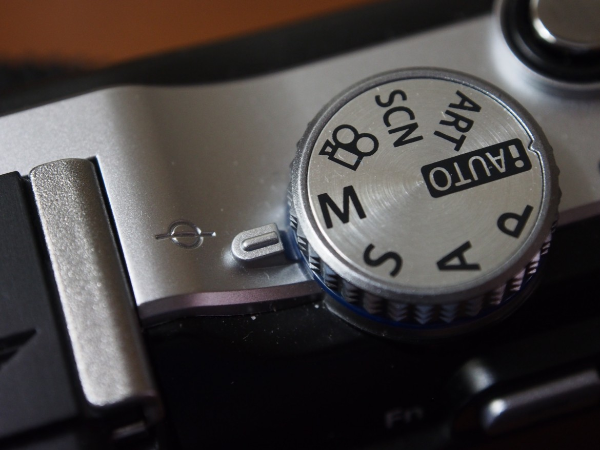 what is manual mode on camera