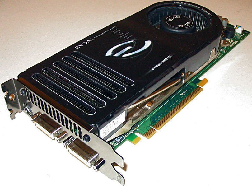 evga geforce 8600 gt manual