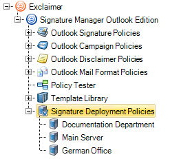 exclaimer signature manager exchange edition manual disable outlook signature